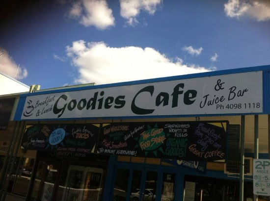 Goodies Cafe - Northern Rivers Accommodation