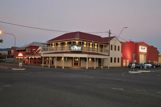 Great Western Hotel - Northern Rivers Accommodation