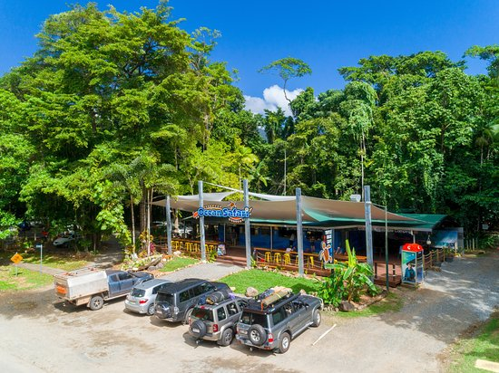 Turtle Rock Cafe - Northern Rivers Accommodation