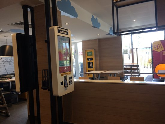 McDonald's Glenmore - Northern Rivers Accommodation