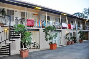 Sundial Holiday Units - Northern Rivers Accommodation