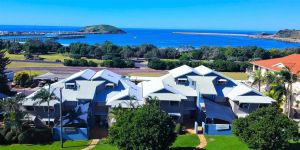 The Observatory Holiday Apartments - Northern Rivers Accommodation