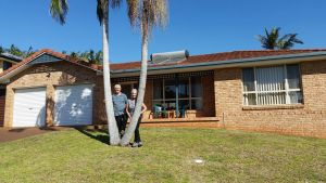 Twin Palms Holiday House at Lighthouse - Northern Rivers Accommodation