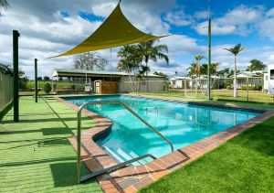 Maryborough Caravan  Tourist Park - Northern Rivers Accommodation