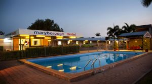 Maryborough Motel and Conference Centre - Northern Rivers Accommodation