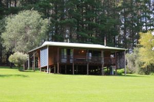 Hawke Brook Chalets - Northern Rivers Accommodation