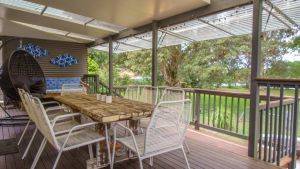 'RIVERSIDE RETREAT' 544 Ocean Drive North Haven - Northern Rivers Accommodation