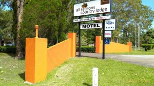 All Seasons Country Lodge - Northern Rivers Accommodation