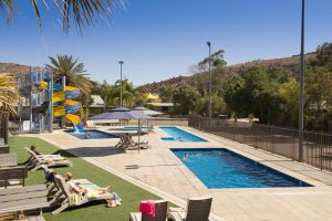BIG4 MacDonnell Range Holiday Park - Northern Rivers Accommodation
